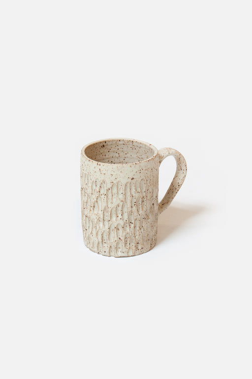 Gina DeSantis Ceramics | Sandstone Mug | Sand | Hazel & Rose | Minneapolis | Minnesota