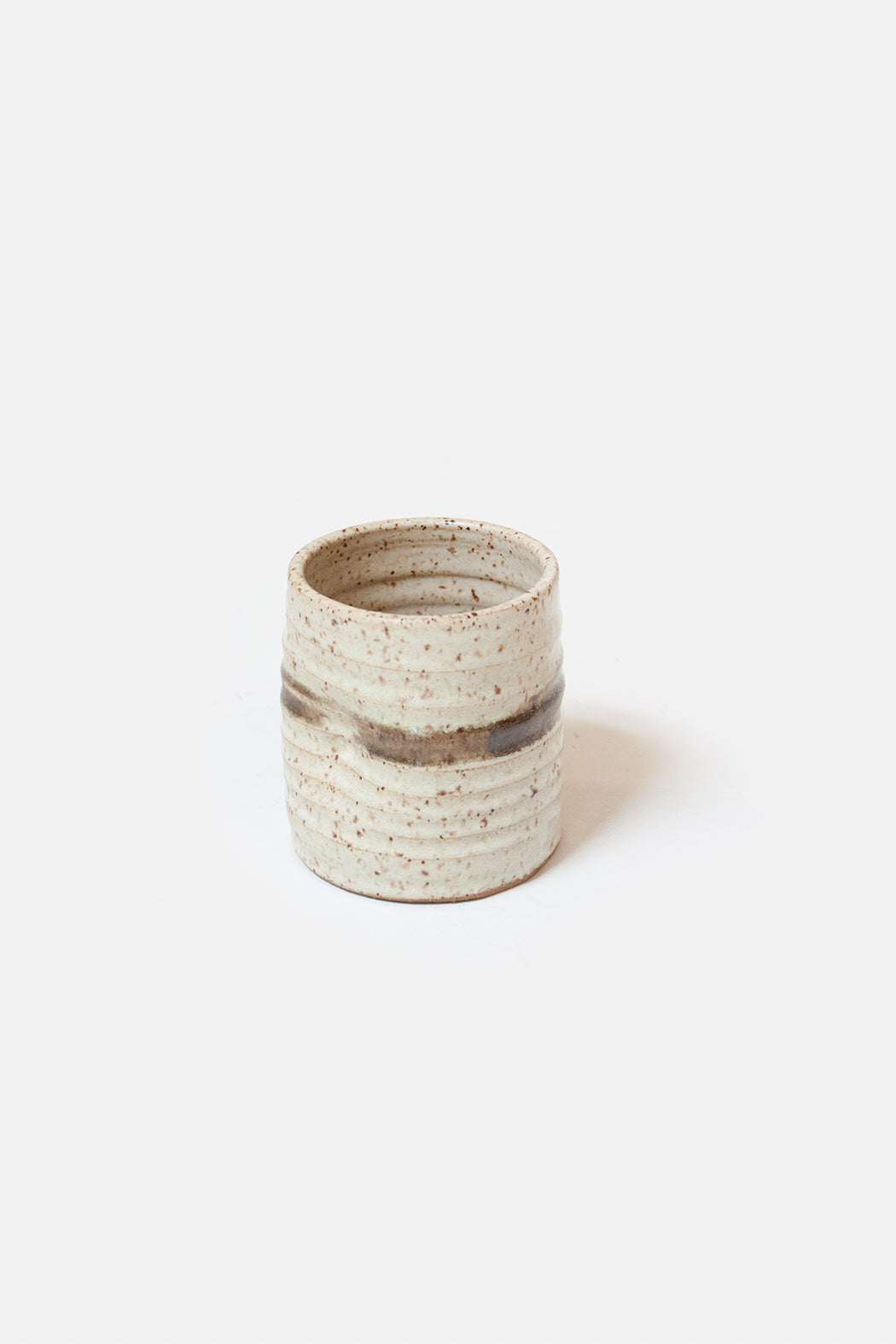 Gina DeSantis Ceramics | Luna Tumbler | Sand | Hazel & Rose | Minneapolis | Minnesota