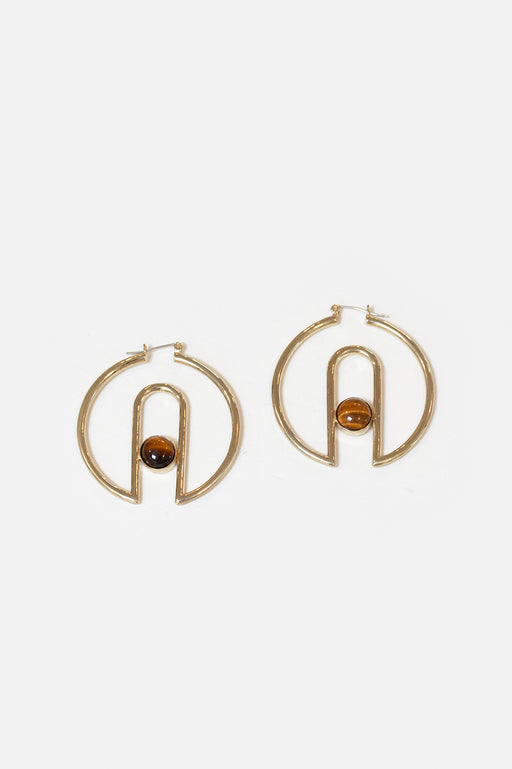 Artifacts NYC | Archway Hoops | Tigers Eye | Hazel & Rose | Minneapolis
