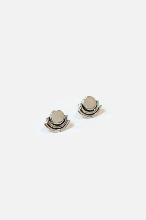 Artifacts NYC | Arc Studs | Sterling Silver | Hazel & Rose | Minneapolis