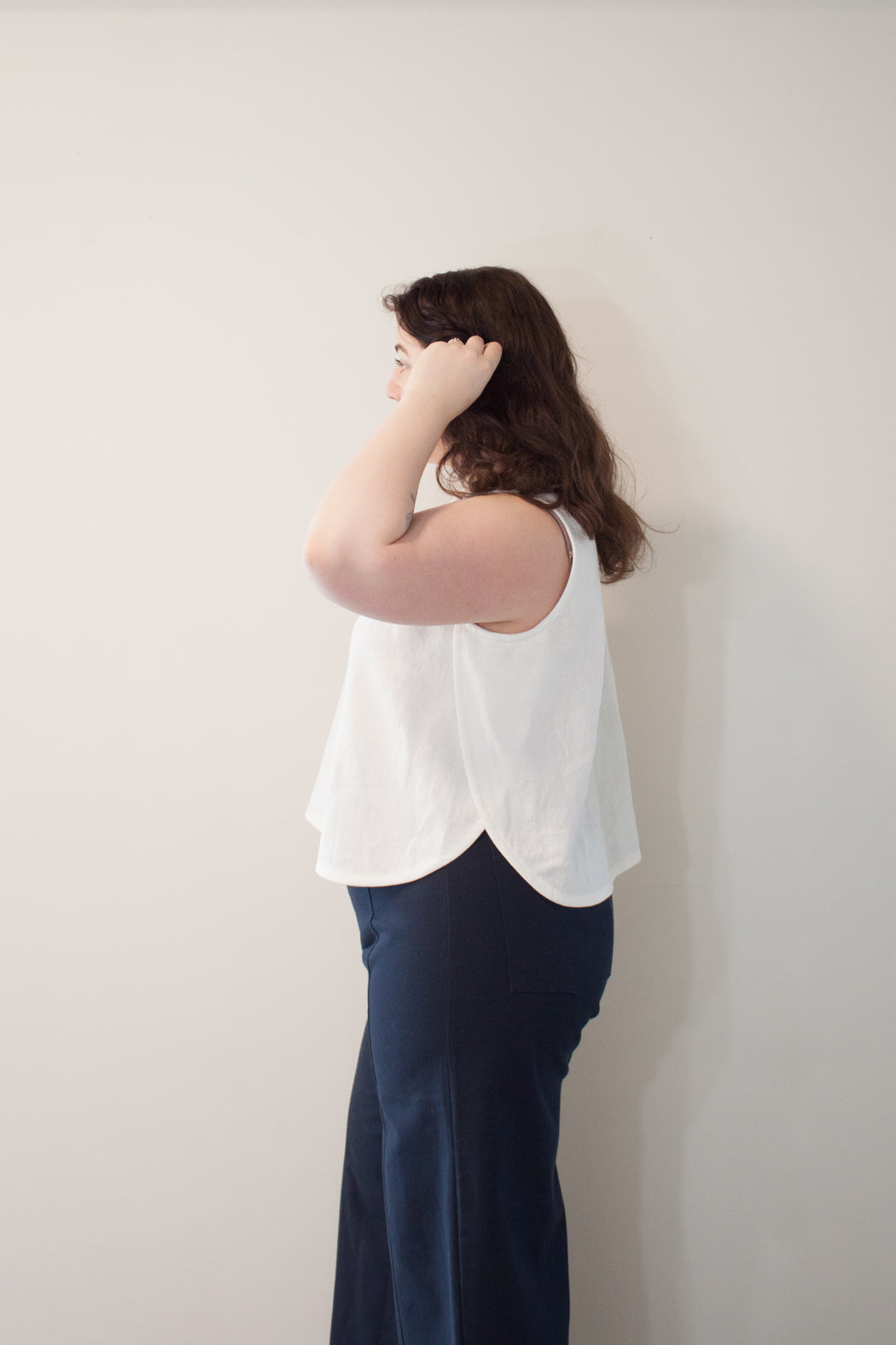 Plus Size Marcell Top