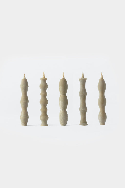 Takazawa Candle | Nanao | 5 Piece Set | Hazel & Rose | Minneapolis