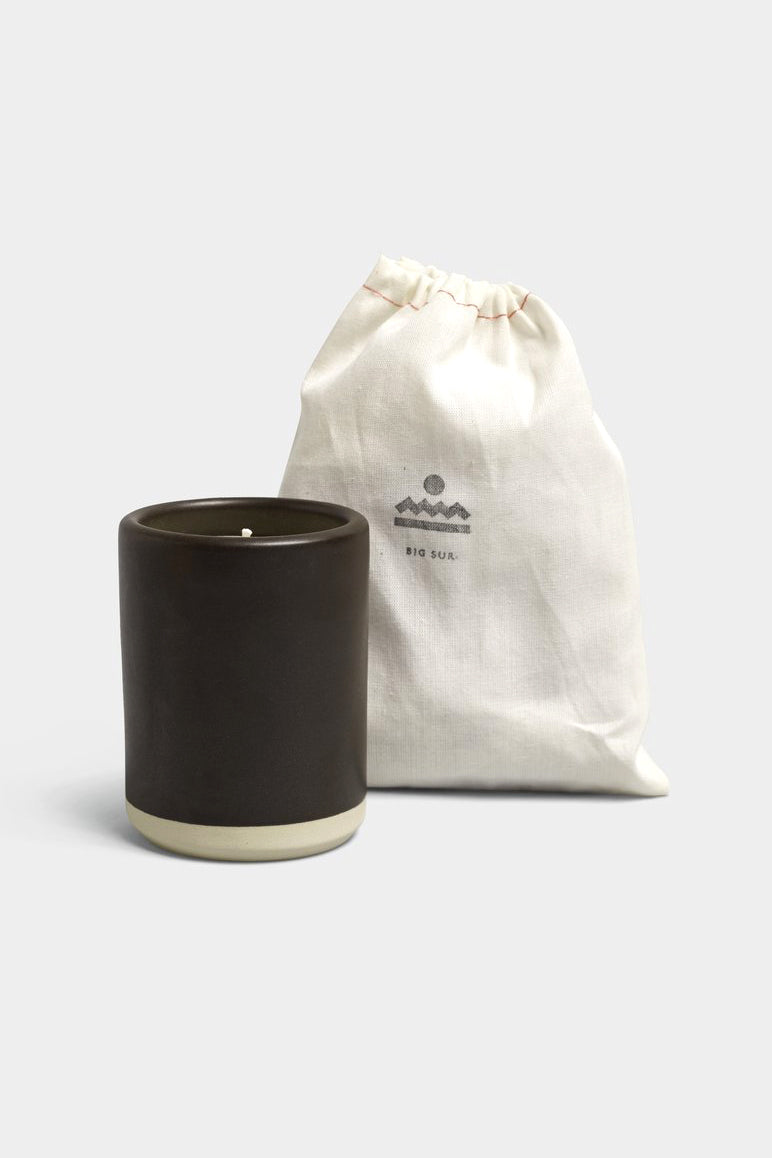Norden | Big Sur Ceramic Candle | Hazel & Rose | Minneapolis