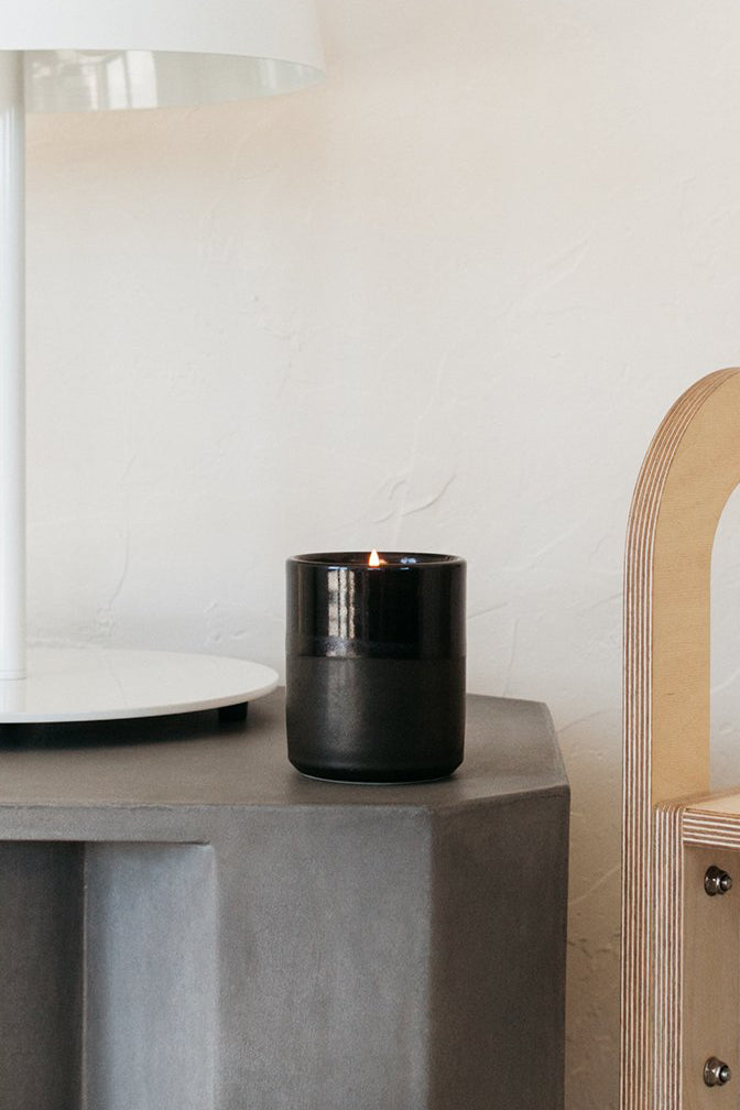 Norden | Monhegan Ceramic Candle | Hazel & Rose | Minneapolis
