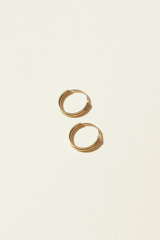 Maslo Jewelry | Endless Hoop Earrings | Hazel & Rose | Minneapolis