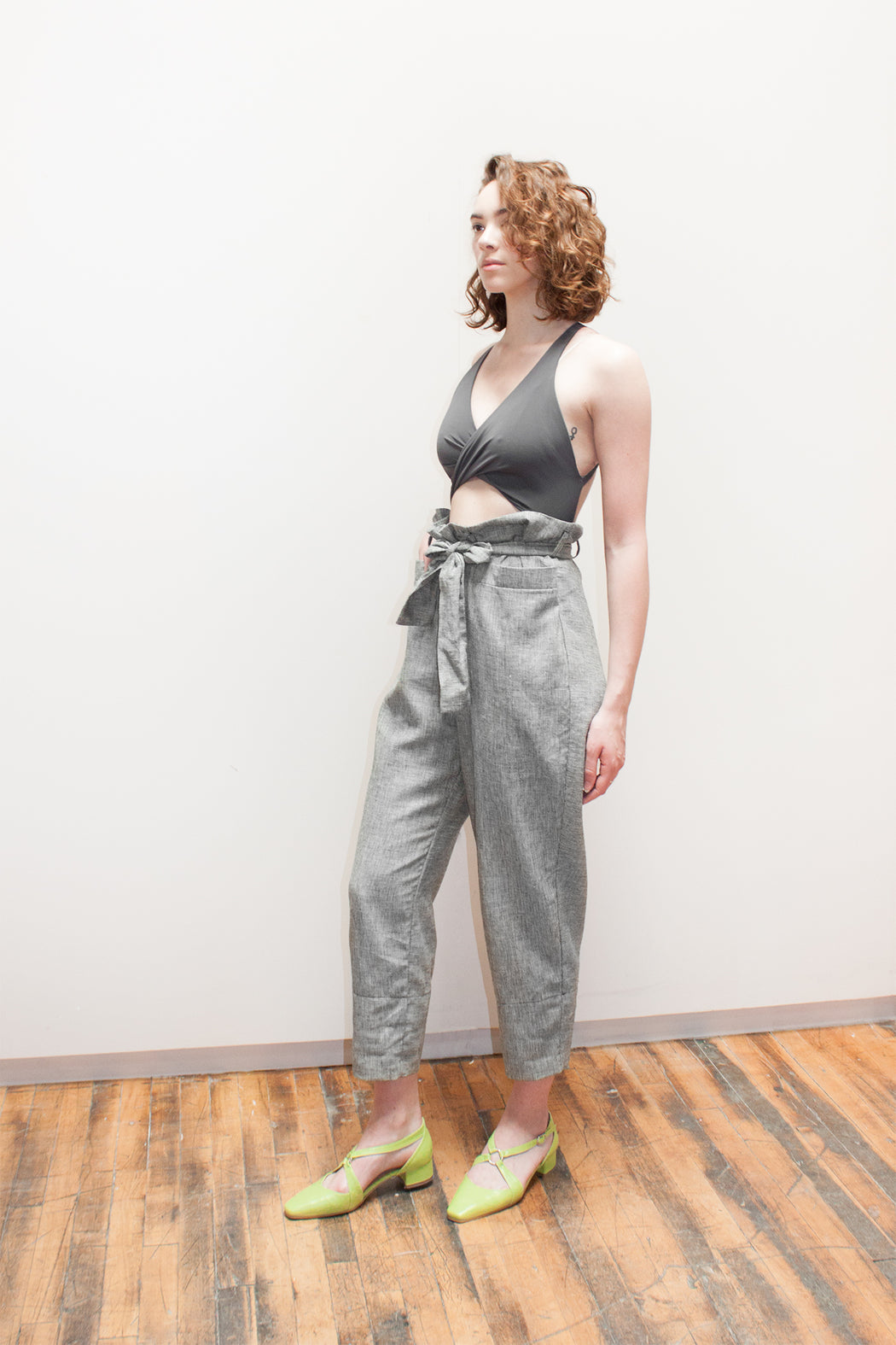 Vincetta Ethical Fashion | Patti Trouser | Hazel & Rose