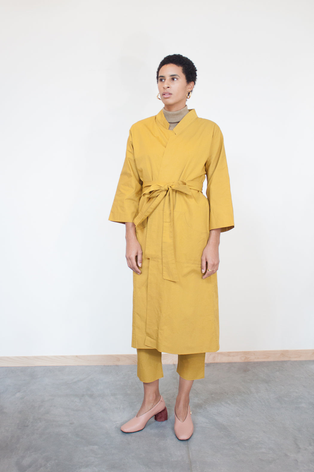 Wray Fair Trade Fashion | Port Trench Tamarack | Hazel & Rose