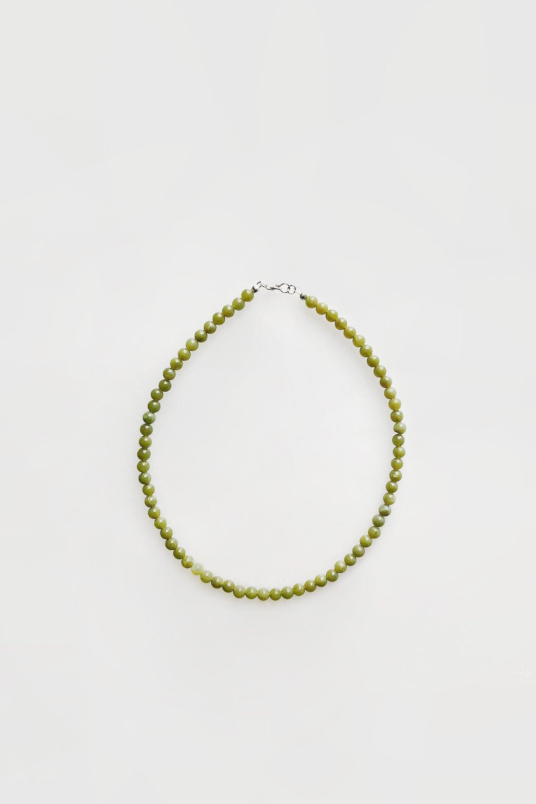 Sea + Pattern | Mini Jade Necklace | Hazel & Rose | Minneapolis