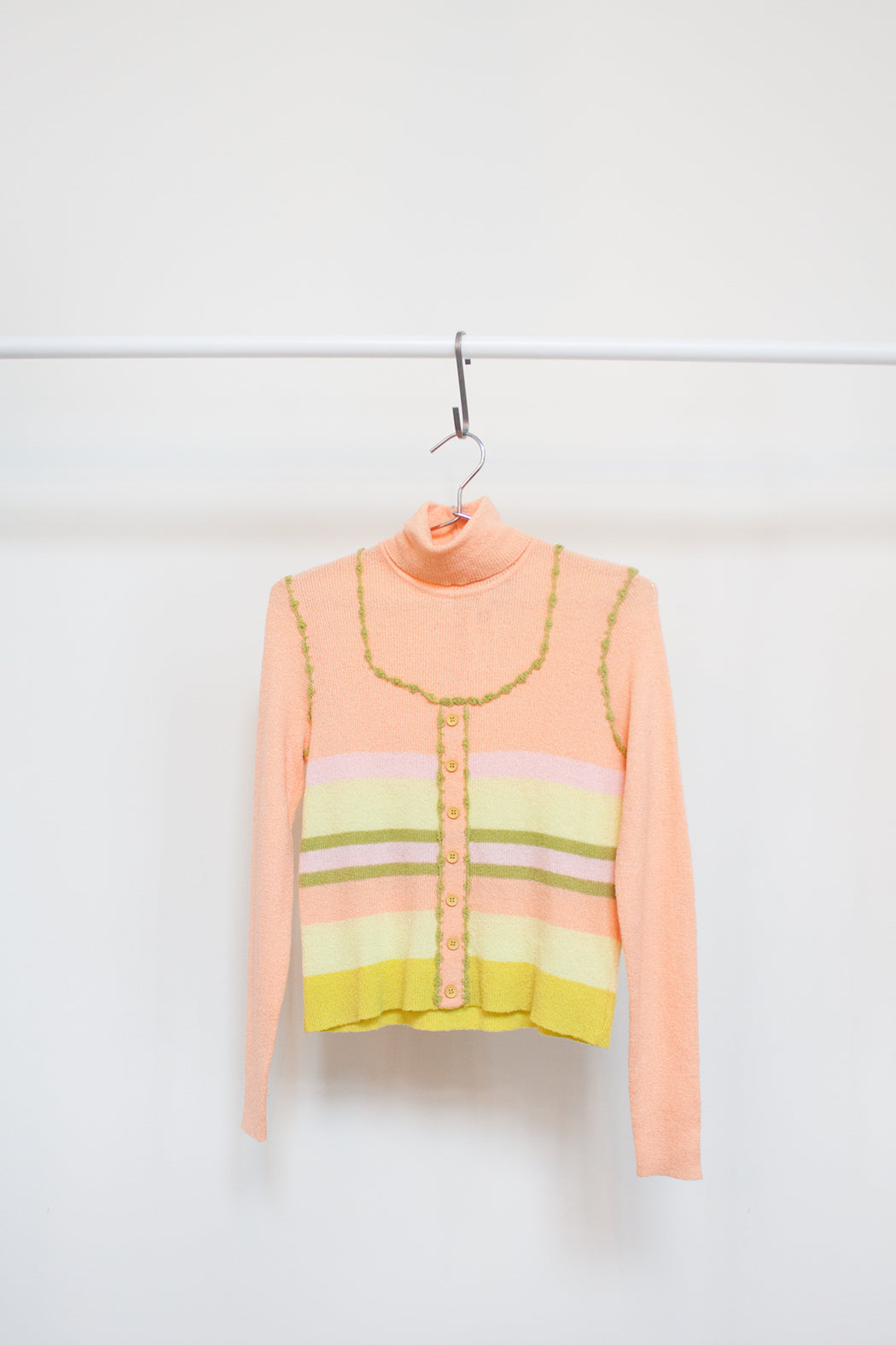 Vintage Sherbet Turtleneck | Hazel & Rose | Minneapolis, MN