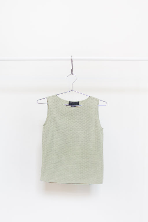 Vintage Basket Knit Tank | Hazel & Rose | Minneapolis, MN