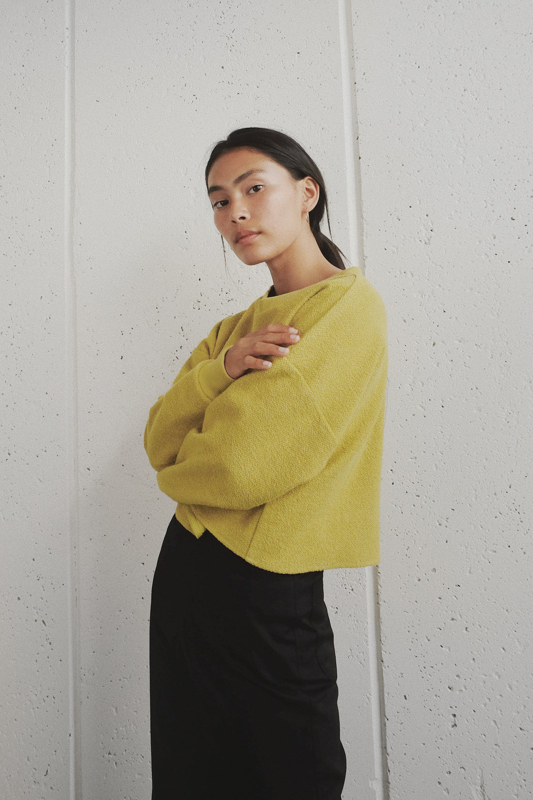SELVA NEGRA | SANTI SWEATER | NOPAL | HAZEL & ROSE | MINNEAPOLIS