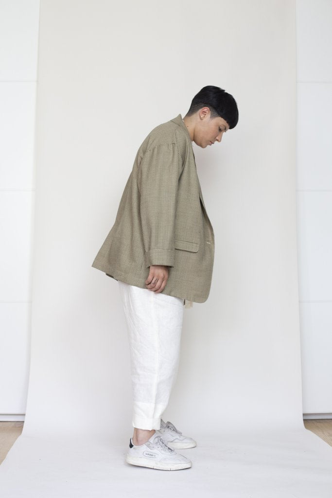 NOTCH BLAZER | CHEKER