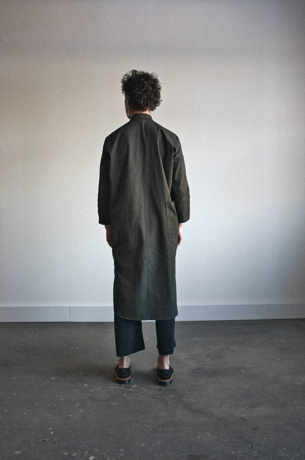 Ines Duster/Dress | Pine Cotton