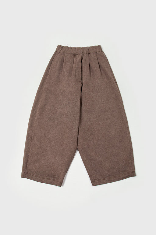 Mónica Cordera | WARM BRUSHED COTTON PANT | BROWN | Hazel & Rose | Minneapolis