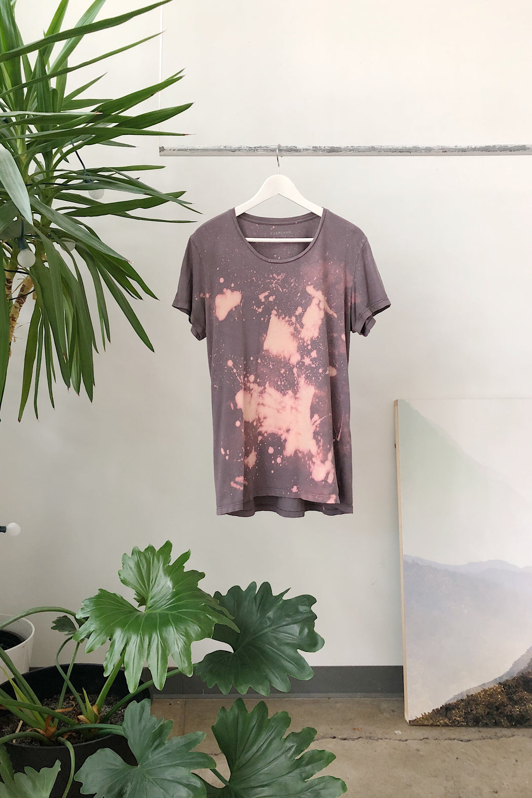 RE-WORKED DYE TEE | No. 1