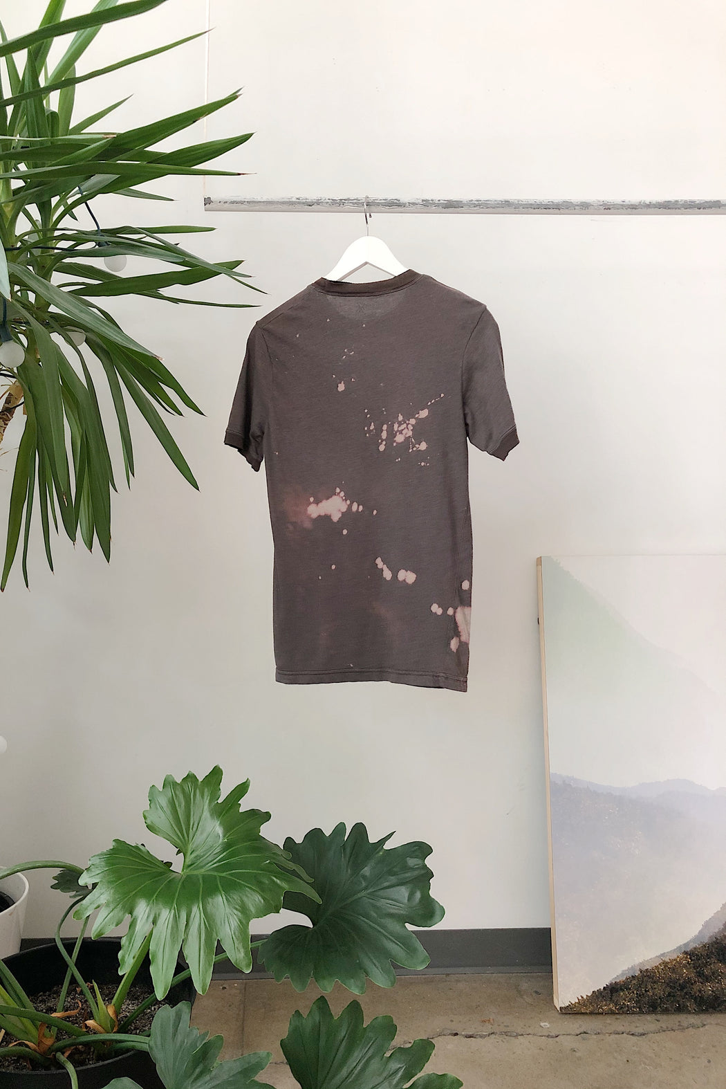 RE-WORKED DYE TEE | No. 2
