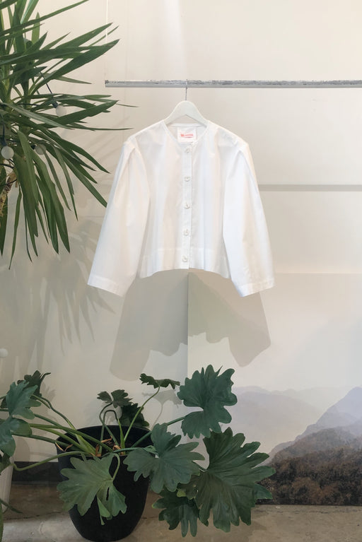Casa Blouse | White
