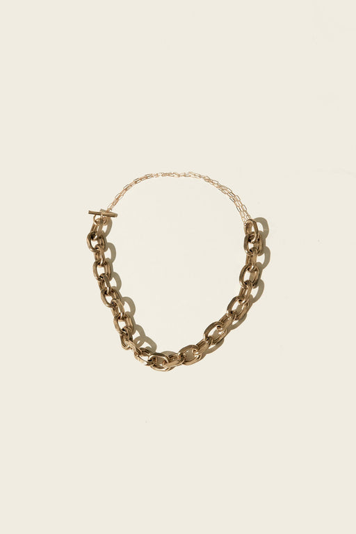 Antiqued Chain Necklace