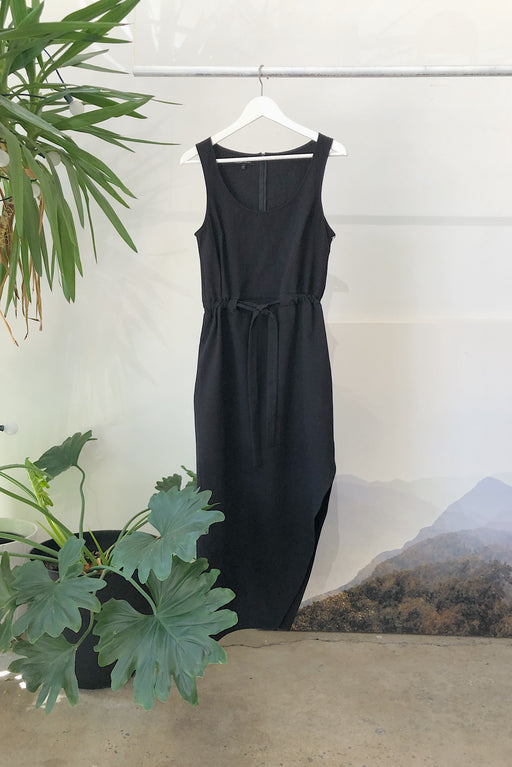 Easy Tank Dress | Black