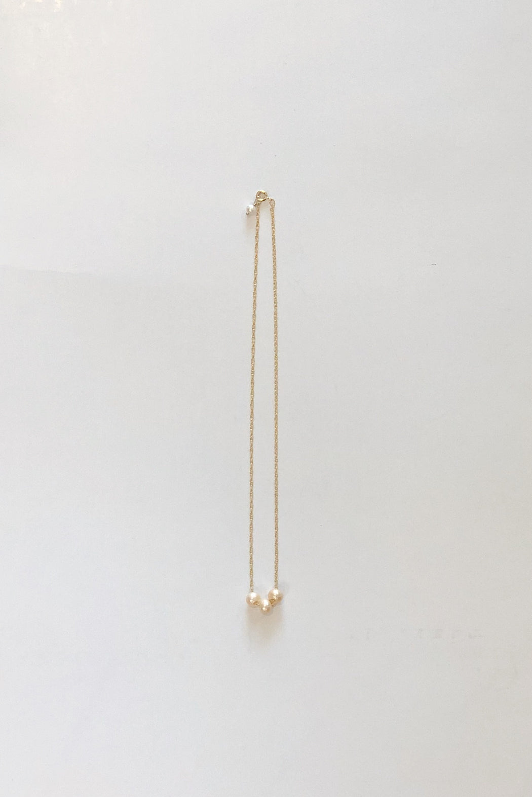 "Fresh Water Pearl 16"" Trio Necklace 