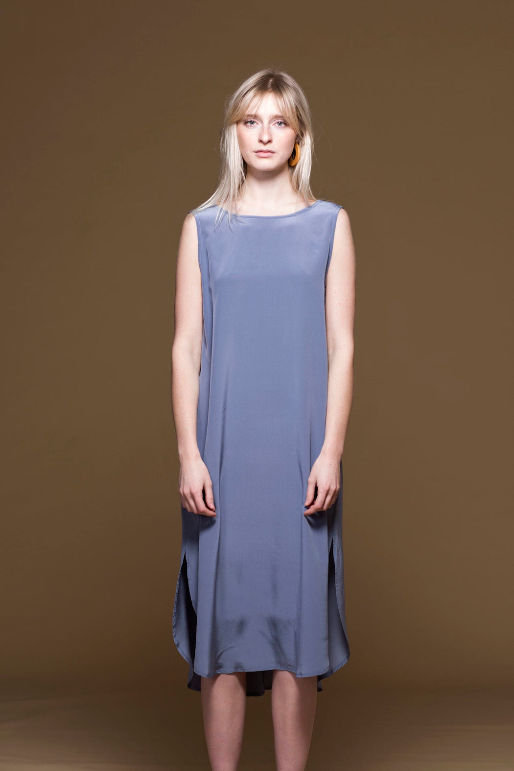 Winsome Goods | Covil Dress 2.0 / Cloud Blue | Hazel & Rose