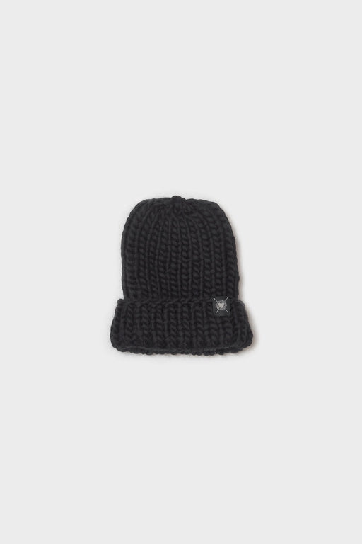 Classic Beanie | Almost Black