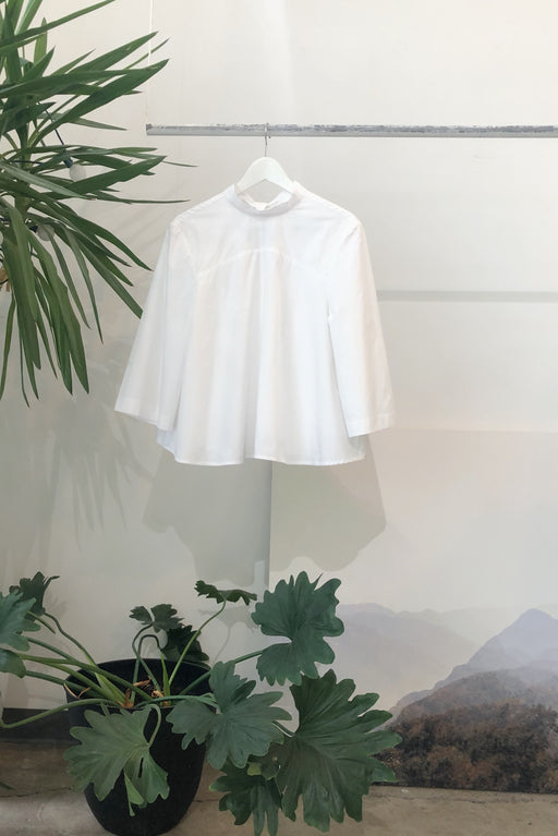 Frida Blouse | White