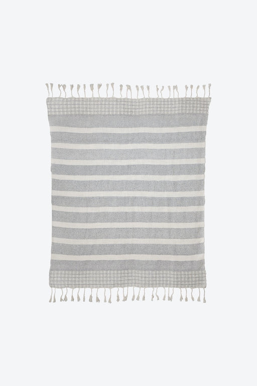 Dusk Stripe Throw