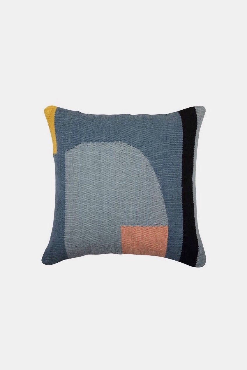 Geo Shapes Accent Pillow