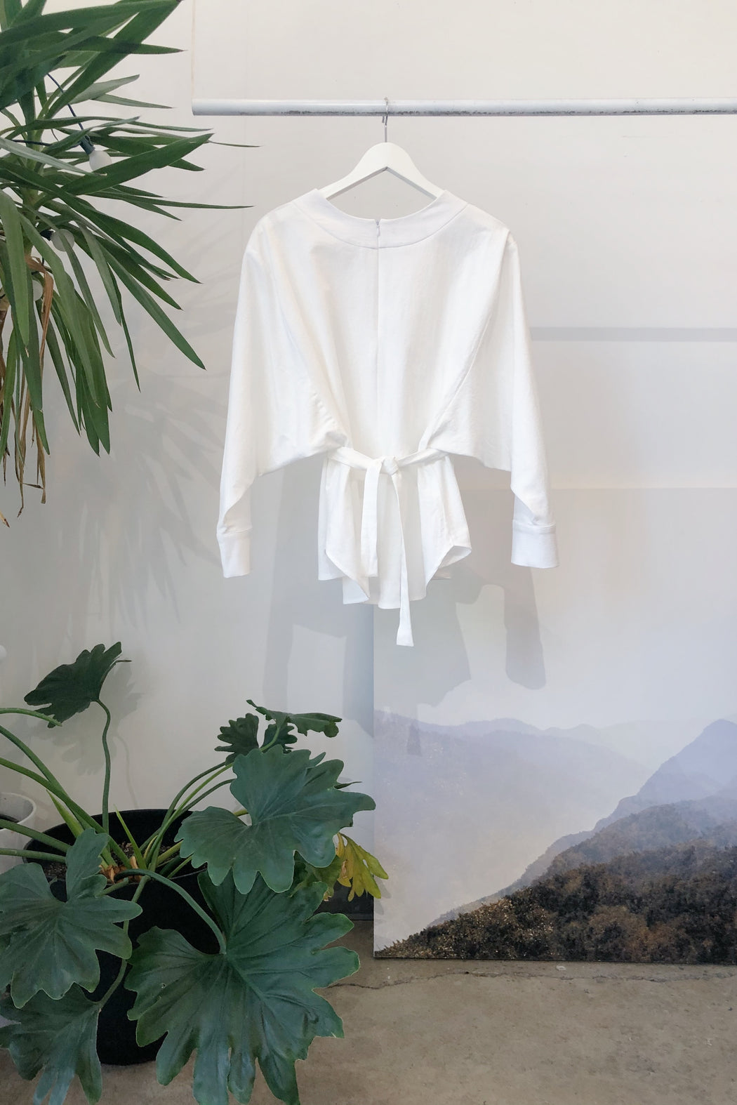 Jubilee Blouse | White