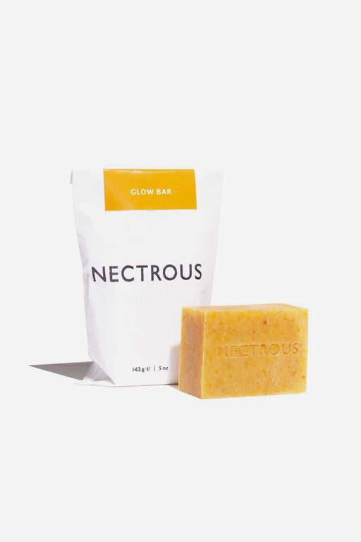 Nectrous | Glow Bar | Invigorating Cleansing Bar | Hazel & Rose | Minneapolis