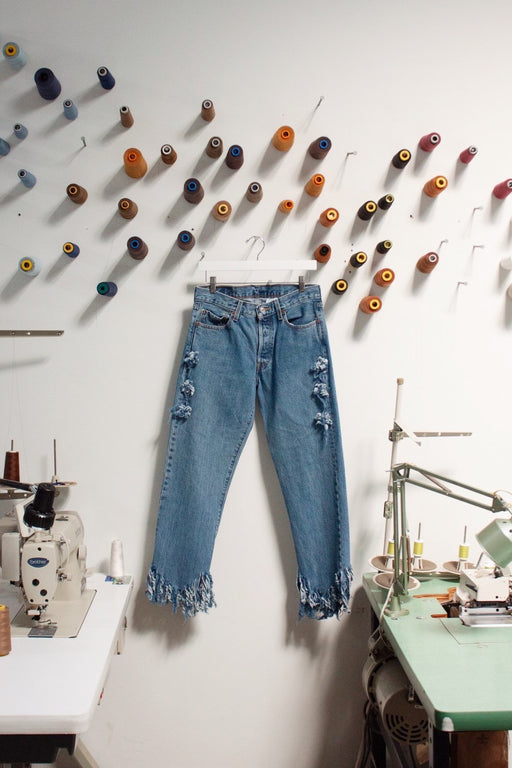 The Marianne | Reworked Vintage Denim