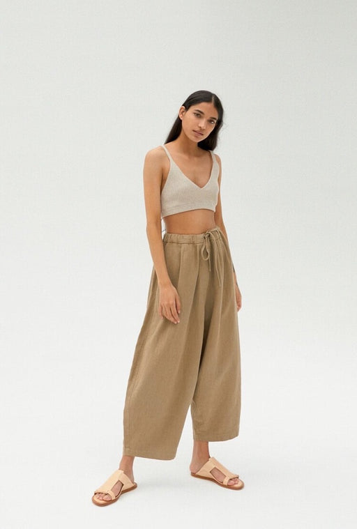 Mónica Cordera | MAXI RAMIE PANTS | ELMWOOD | Hazel & Rose | Minneapolis