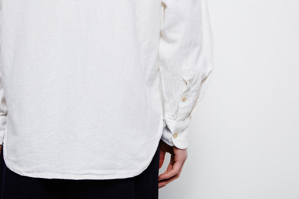 Our Legacy 1950's Shirt White Oxford Shirts Our Legacy - hoohastore.com
