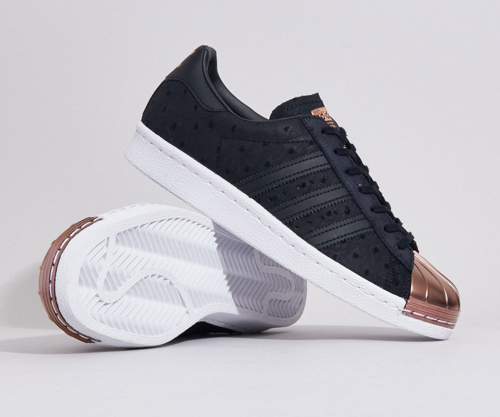 adidas superstar 80's metal toe w s76712 Sneakers Womens adidas Originals - hoohastore.com