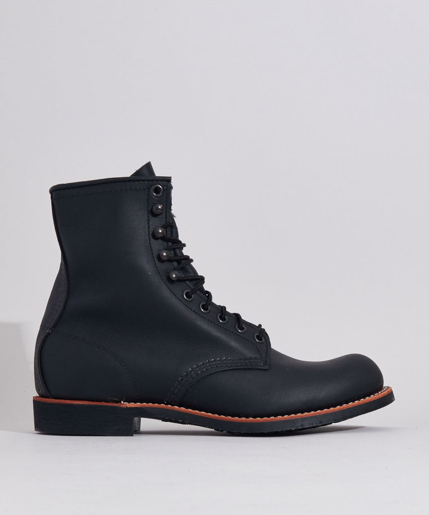 Red Wing 2944 Logger Black 8'' Casual Shoes Mens Red Wing - hoohastore.com