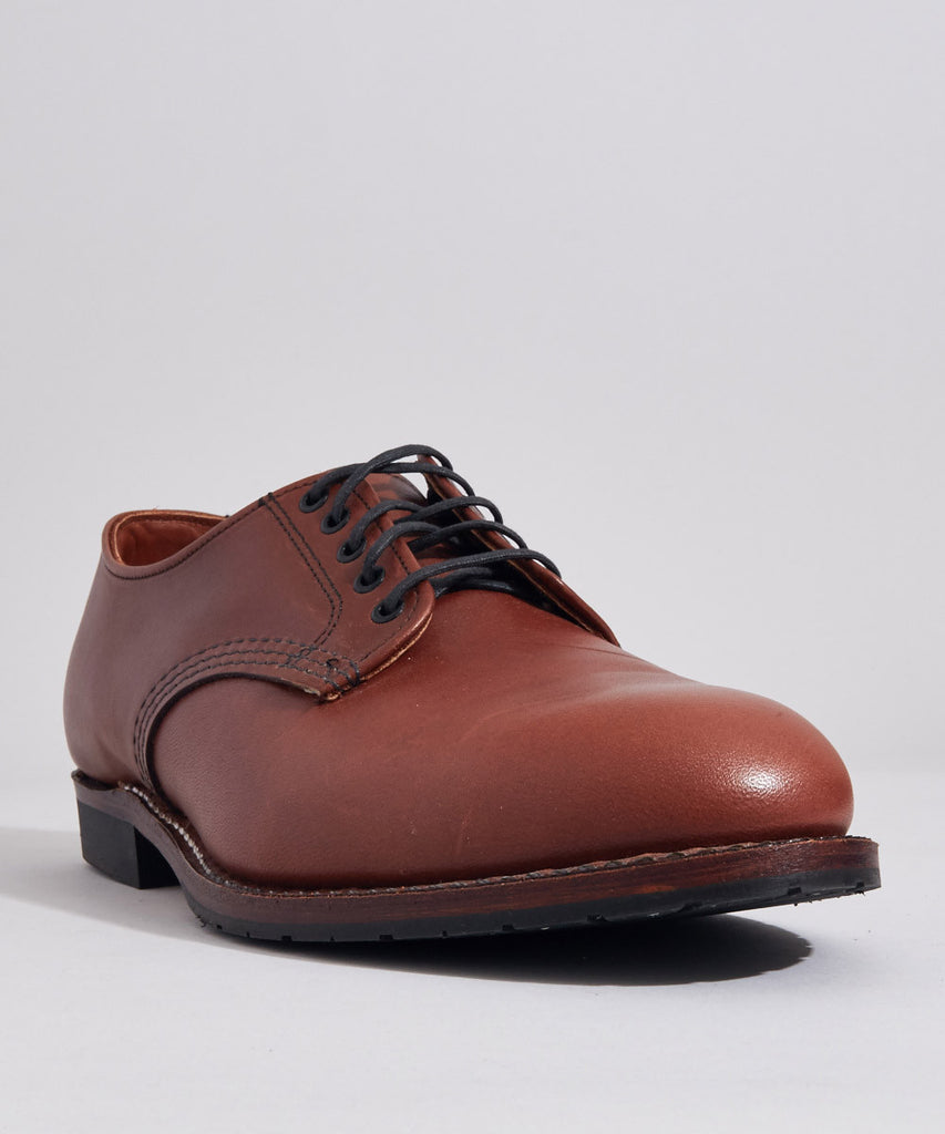 Red Wing 9046 Oxford Teak Featherstone Casual Shoes Mens Red Wing - hoohastore.com