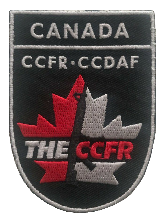 CCFR Bold Shield Morale Patch