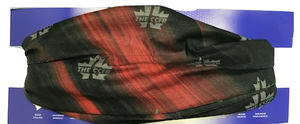 CCFR Red/Black Neck Gaiter