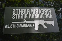 Firearm Rights Transfer Sticker