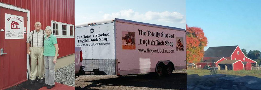 The Paddock Tack Shop Connecticut