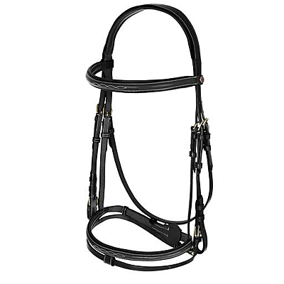black constance bridle