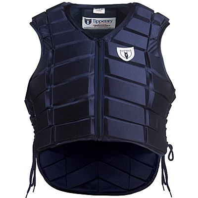 navy 1015 eventer safety vest