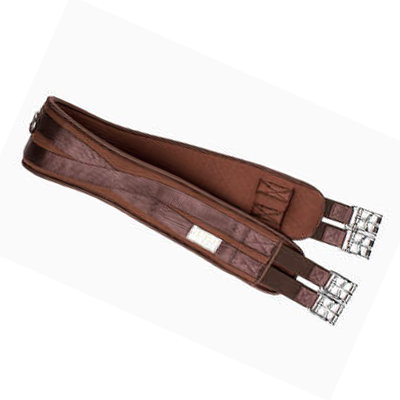 Memory Foam Clik A/P Girth Brown