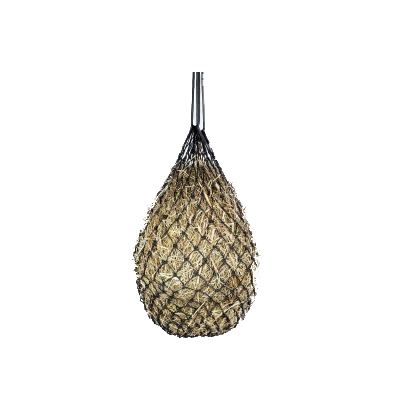Millstone Slow Feed Hay Net- black