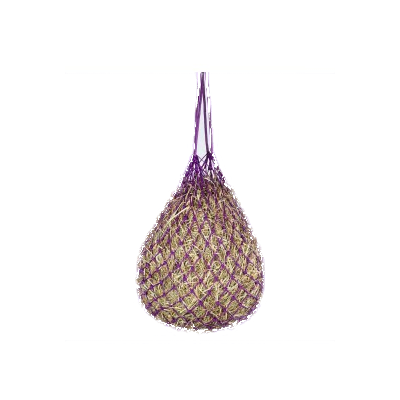 Millstone Slow Feed Hay Net-purple