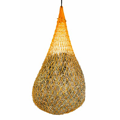 Millstone Slow Feed Hay Net-orange