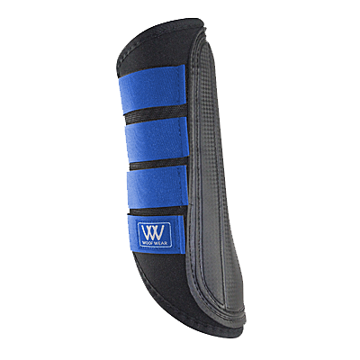 Blue Woof Wear Single-Lock Brushing Boot