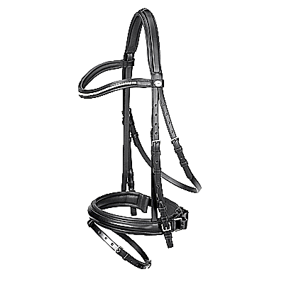 Schockemohle Sports Paris Dressage Bridle