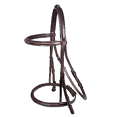 Schockemohle Sports Devon Hunter Bridle